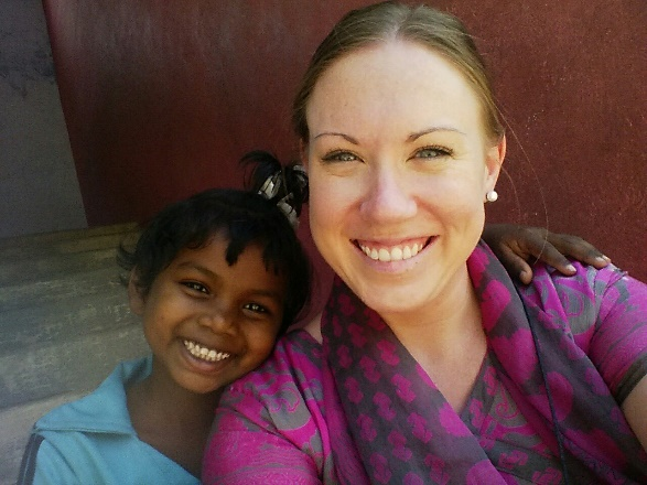 My time in India was precious